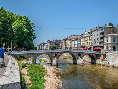 Hoteli u: Sarajevo, Bosna i Hercegovina