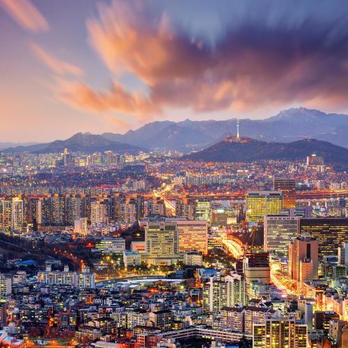 โซล ประเทศเกาหลีใต้