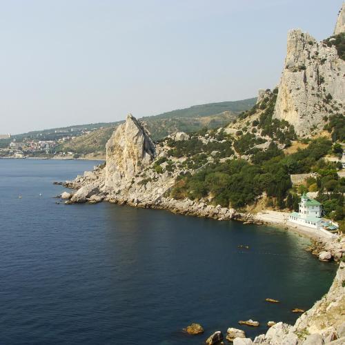 Simeiz, Krim