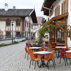 Oberammergau 9 spa hotels