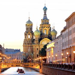 Saint Petersburg 8 capsule hotels