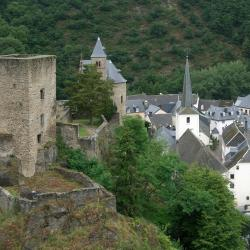 Esch-sur-Sûre 4 hotels