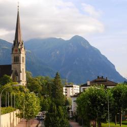 Vaduz 7 hotels met parkeren