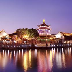 Suzhou 38 spa hotels