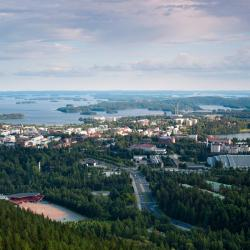 Kuopio 14 accessible hotels