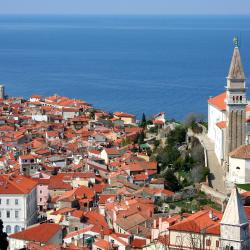 Piran 9 four-star hotels