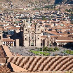 Cusco 7 hotels with pools