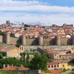 Ávila 136 hotels