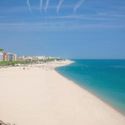 Calella 29 hotels de platja