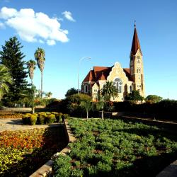 Windhoek 6 boutique hotels