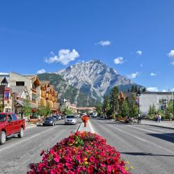 Banff 8 spa hotels
