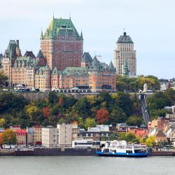 Quebec City 13 spa hotels
