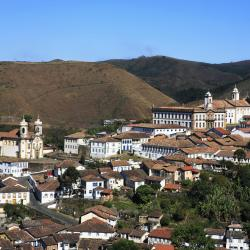 Ouro Preto 15 hotels with pools