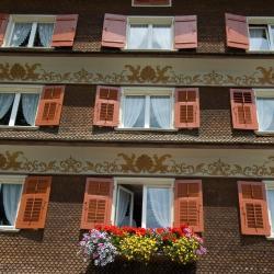 Lochau 8 levných hotelů