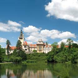 Prŭhonice 9 hotels