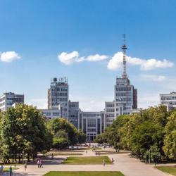 Харків 660 готелів