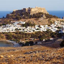 Lindos 60 hotels with pools