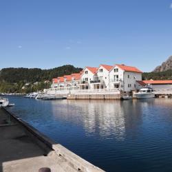 Foldrøyhamn فندق واحد