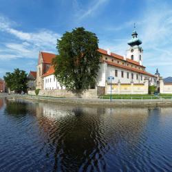 České Budějovice 3 vacation homes