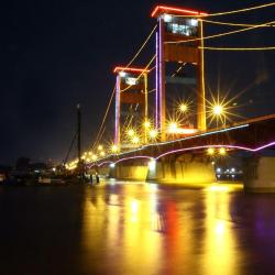 Palembang 14 three-star hotels