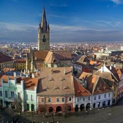Sibiu 1143 hotéis
