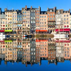 Honfleur 21 accessible hotels