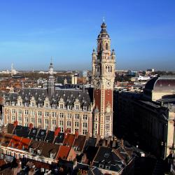 Lille 18 four-star hotels