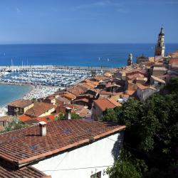 Menton 6 holiday homes