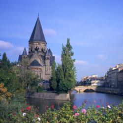 Metz 155 hoteluri