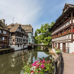 Strasbourg 46 four-star hotels