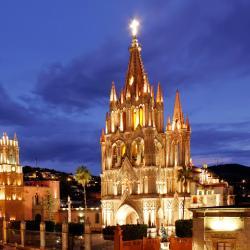 San Miguel de Allende 5 country houses