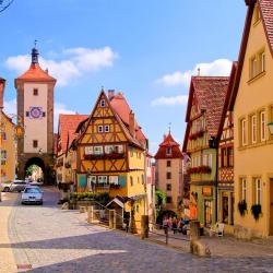 Rothenburg ob der Tauber 26 guest houses