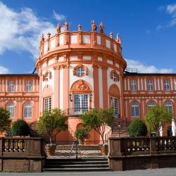 Wiesbaden 105 Hotels
