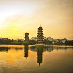 Guilin 20 spa hotels