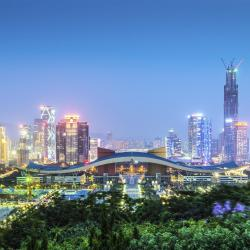 Shenzhen 78 luxury hotels