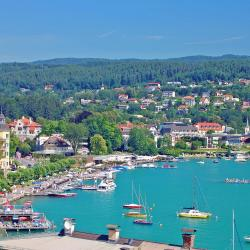 Velden am Wörthersee 8 luxury hotels