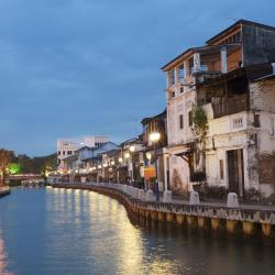 Malacca 44 luxury hotels