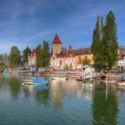 Lausanne 16 Boutique Hotels