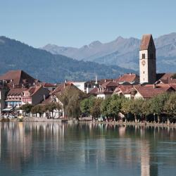 Interlaken 20 accessible hotels