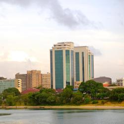 Dar es Salamas 356 viešbučių
