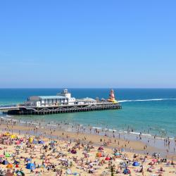 Bournemouth 25 hotels with a jacuzzi