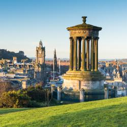Edinburgh 19 hotels with a jacuzzi