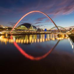 Newcastle upon Tyne 8 serviced apartments