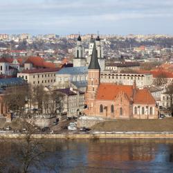 Kaunas 382 viešbučių