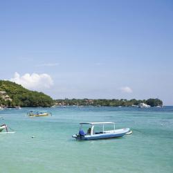 Нуса-Лембонган 108 пляжных отелей