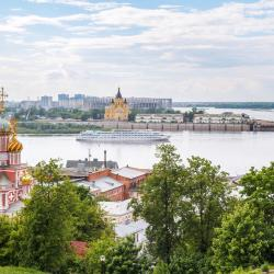 Nizhny Novgorod 30 hotels with a jacuzzi