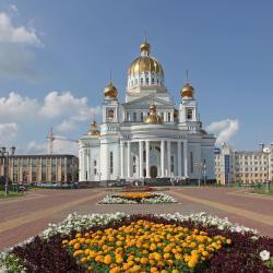 Saransk 525 hotels