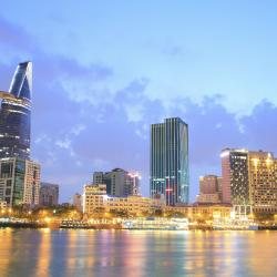 Ho Chi Minh-staden