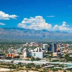 Tucson 361 hotelů