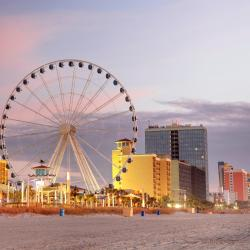 Myrtle Beach 160 three-star hotels